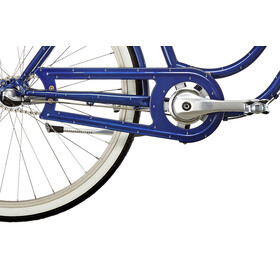 Creme Molly Stadsfiets Dames blauw